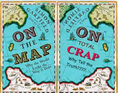 Simon Garfield book On the Map