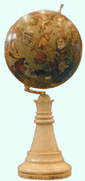 alice's globe  - greaves and thomas make a diverse range of terrestrial globes, globes of the world, world globe, world globes, celestial globes, planetry globes, lunar globes, customised globes, customised world globes, customised globes of the world, paper globes, replica globes,